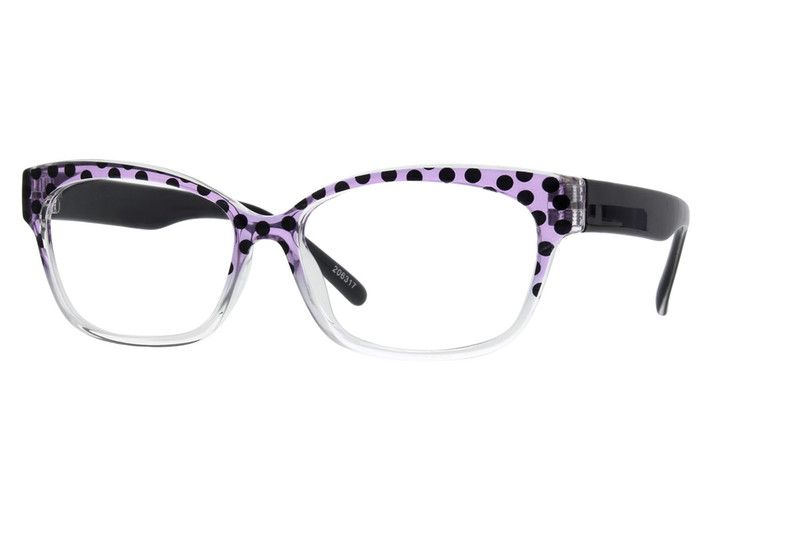 824b9c4e16 Purple Cat-Eye Eyeglasses  206317