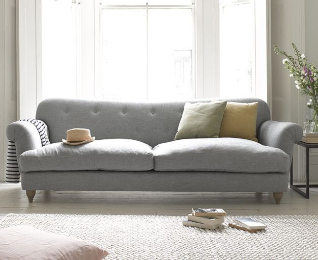 Our Marmalade Sofa Is A Classic British Style Sofa It Has Lovely
