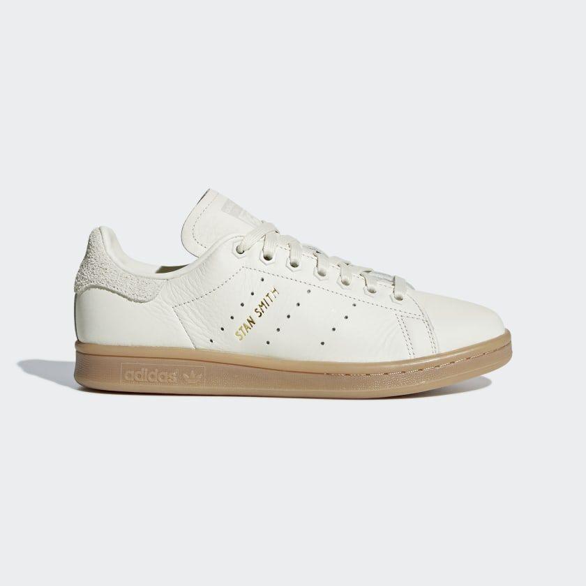 Stan Smith Shoes Cloud White Cloud White Gum4 B37164