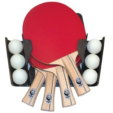 Table Tennis Racquets Supplier High Quality