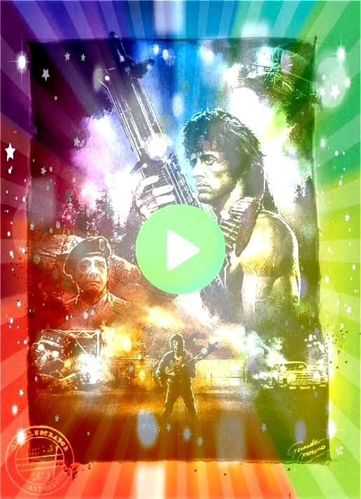 Movies By Genre Rambo  Movies By Genre  Rambo III 1988 movie Rambo 2008 Poster The Goonies  Mondo Posters for First Blood  1982 by Ted Kotcheff  Movies By Genre Rambo  M...
