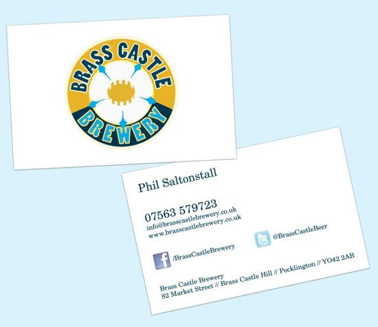 The contact details that you add to your business card can for What to include on business card