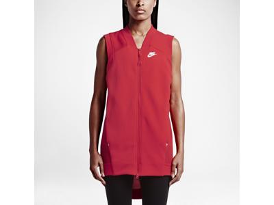 b602d1d190a9 Nike Tech Fleece Mesh Cocoon Women s Vest