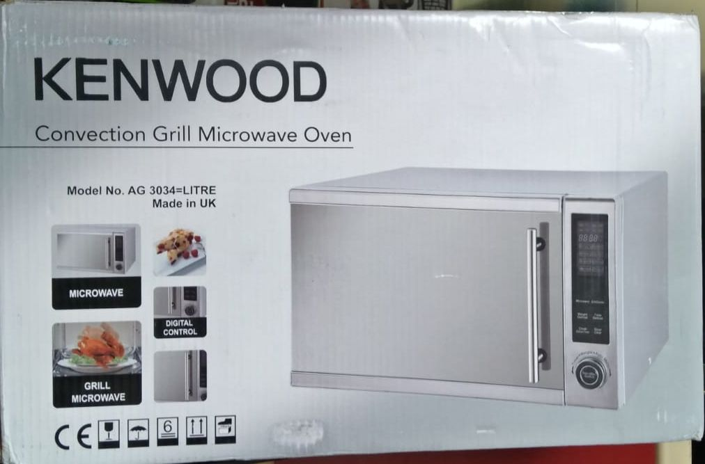 Kenwood Convection Grill Microwave Oven