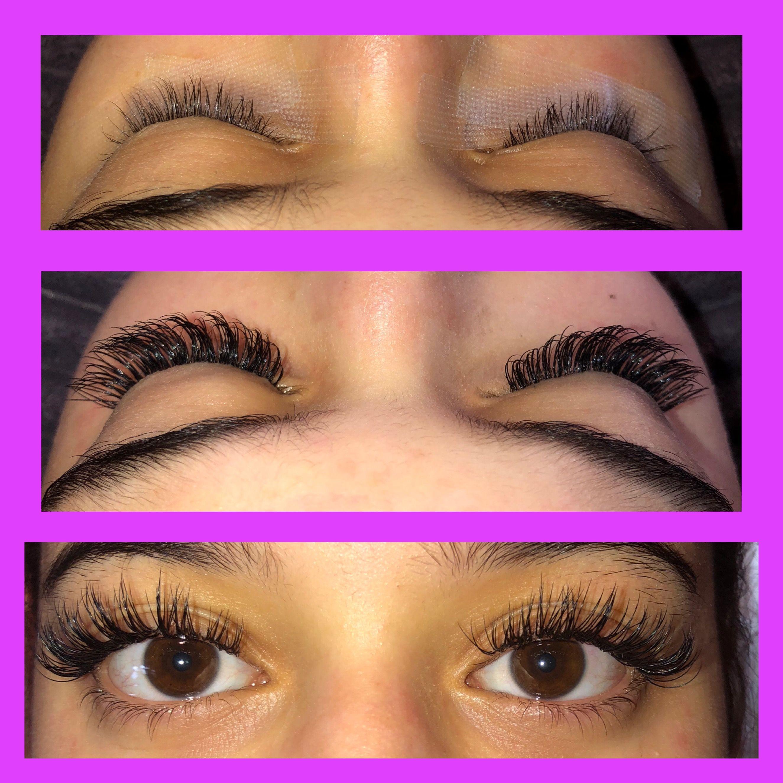 Pin by lalalashes on eyelash Eyelash extensions, Lashes