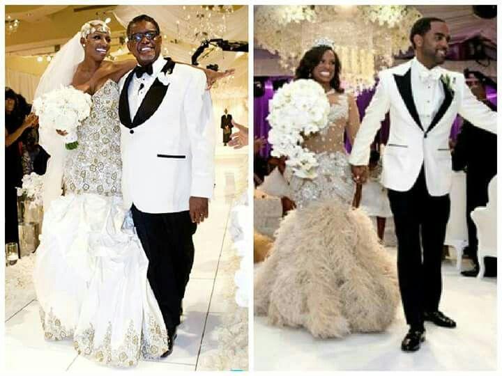 Neenee leakes wedding dress or her co-stars!?