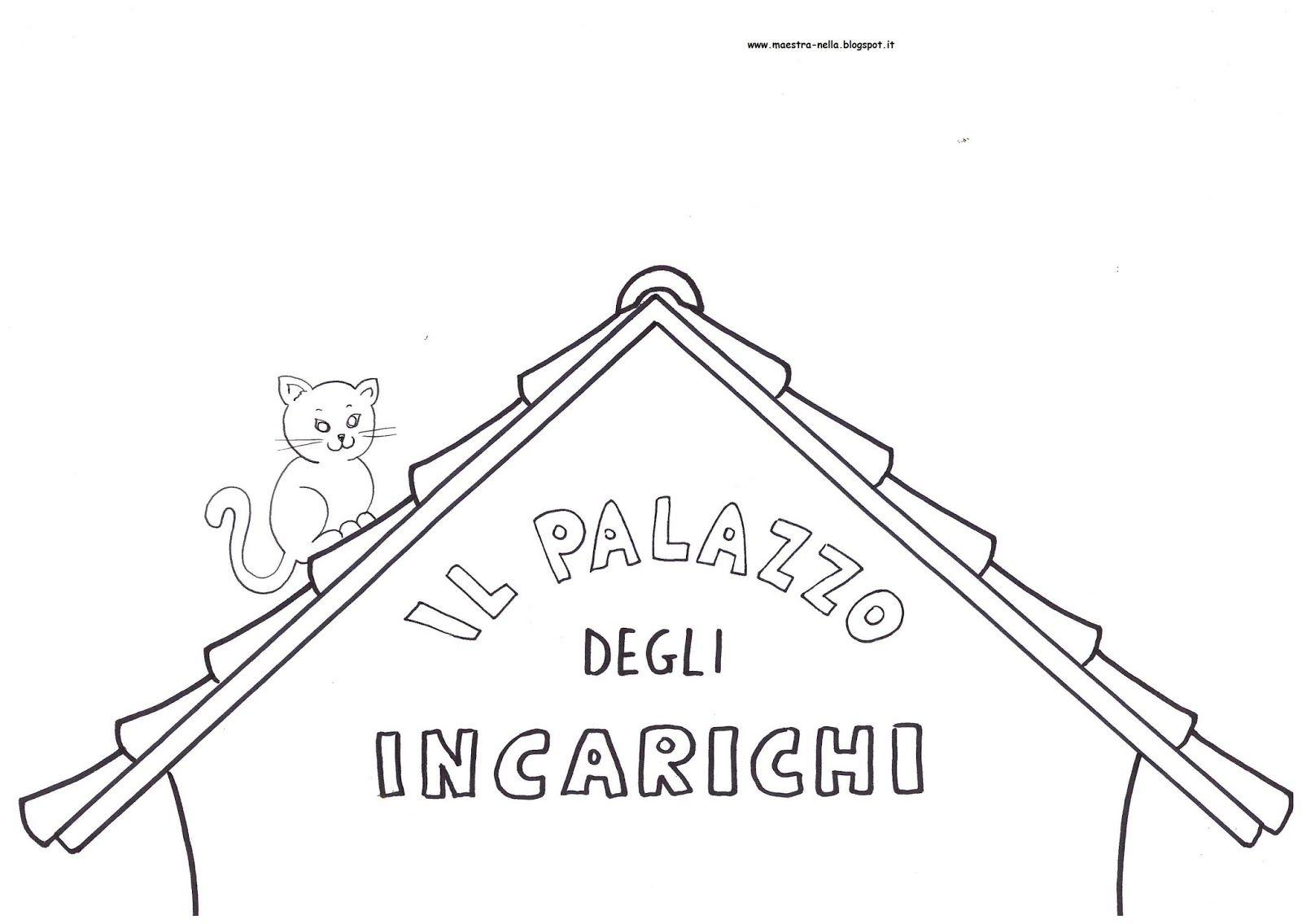 Preferenza maestra Nella: il palazzo degli incarichi | regole | Pinterest  FF18