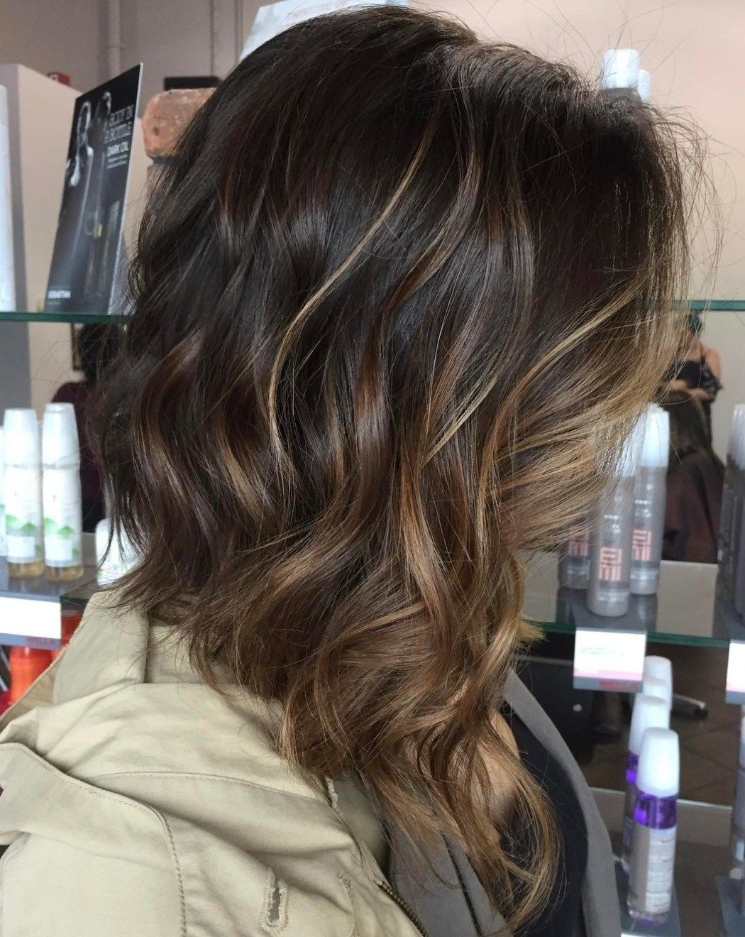 flattering balayage hair color ideas for my style