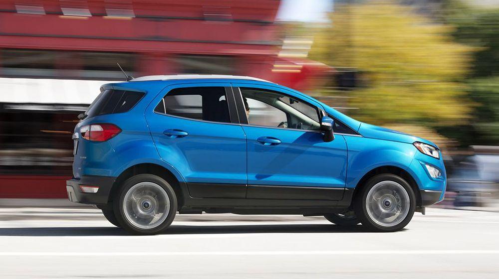 danh gia xe ford ecoSport 2021