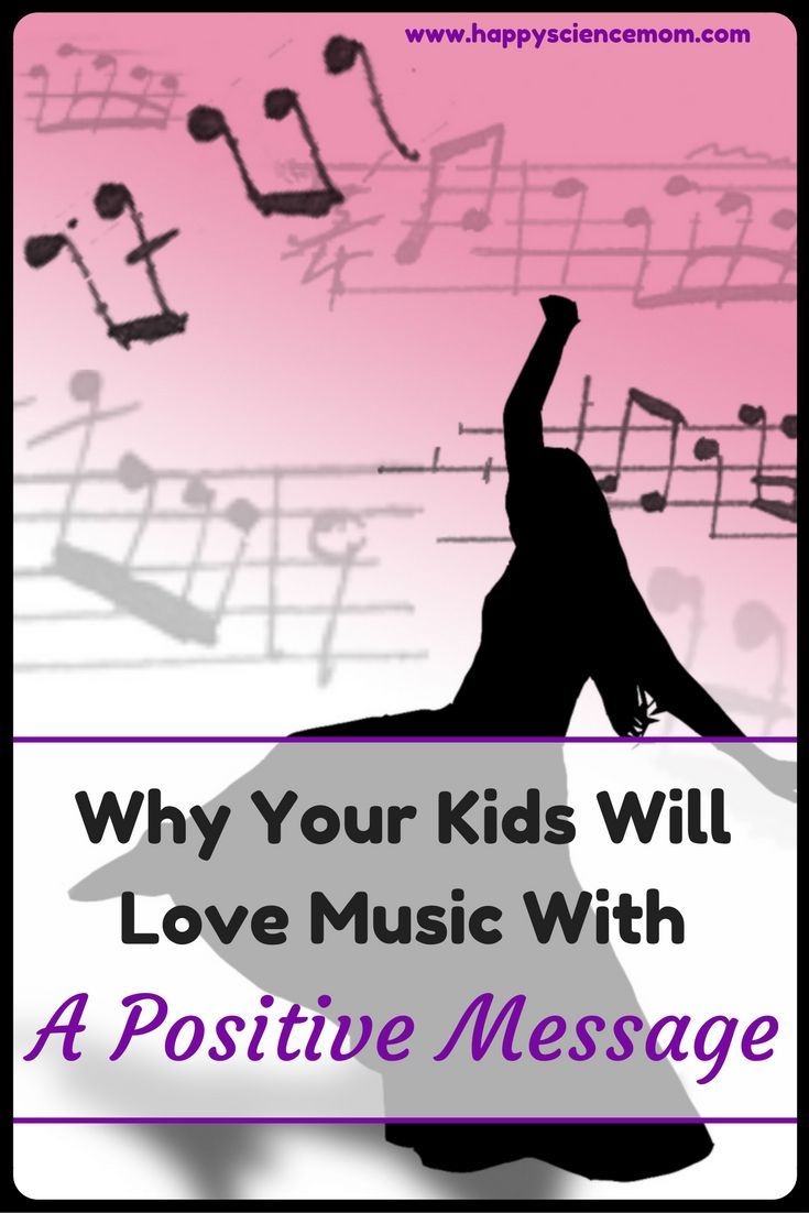 Why Your Kids Will Love Music With A Positive Message | Parenting
