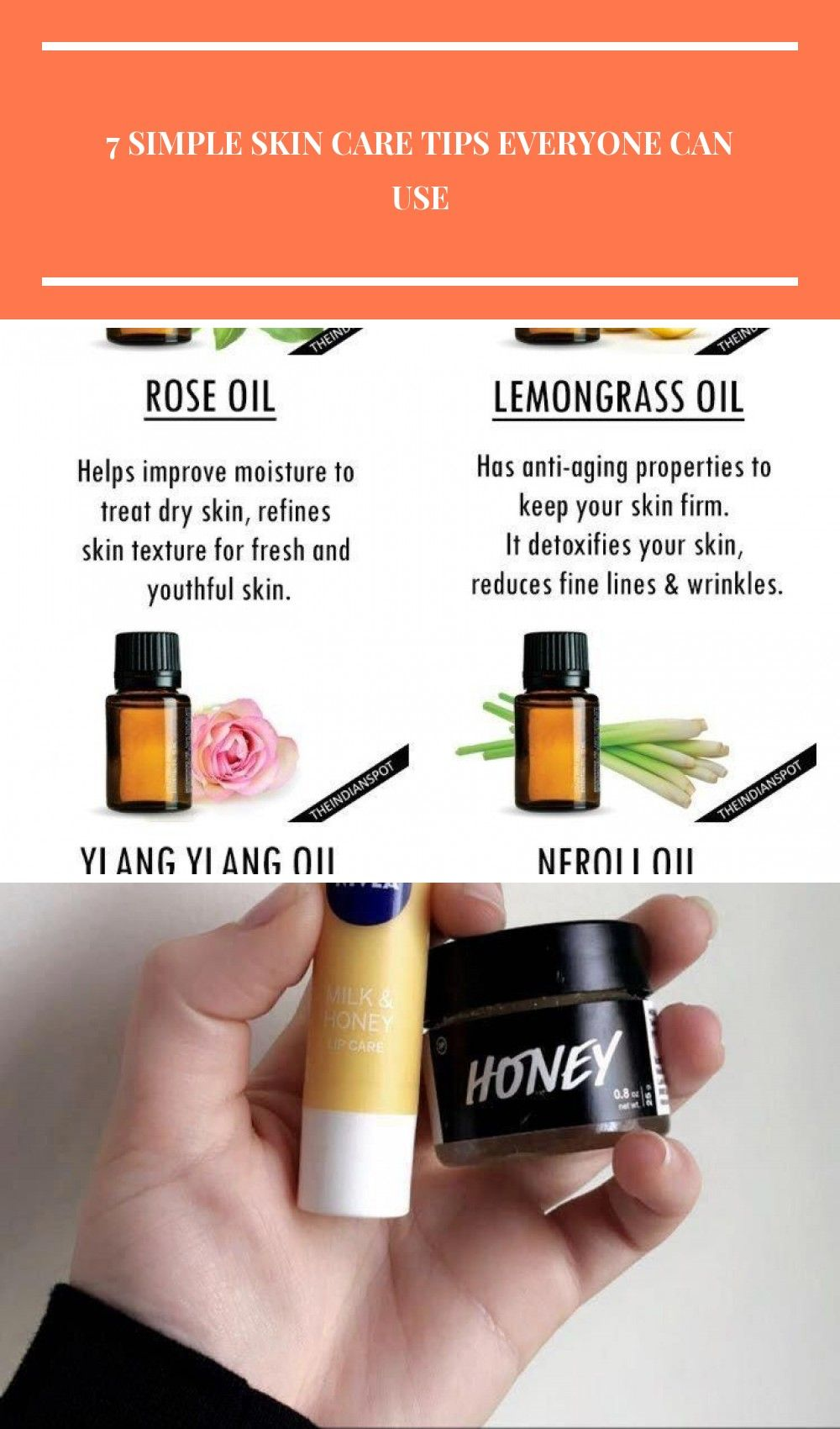Natural Skin Care Routine. Enjoy your own skin in a