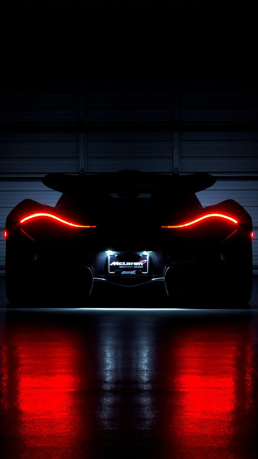 Back View Supercars Hd Wallpapers Free Download Bestwallpapers Mclaren Cars Car Wallpapers Mclaren P1