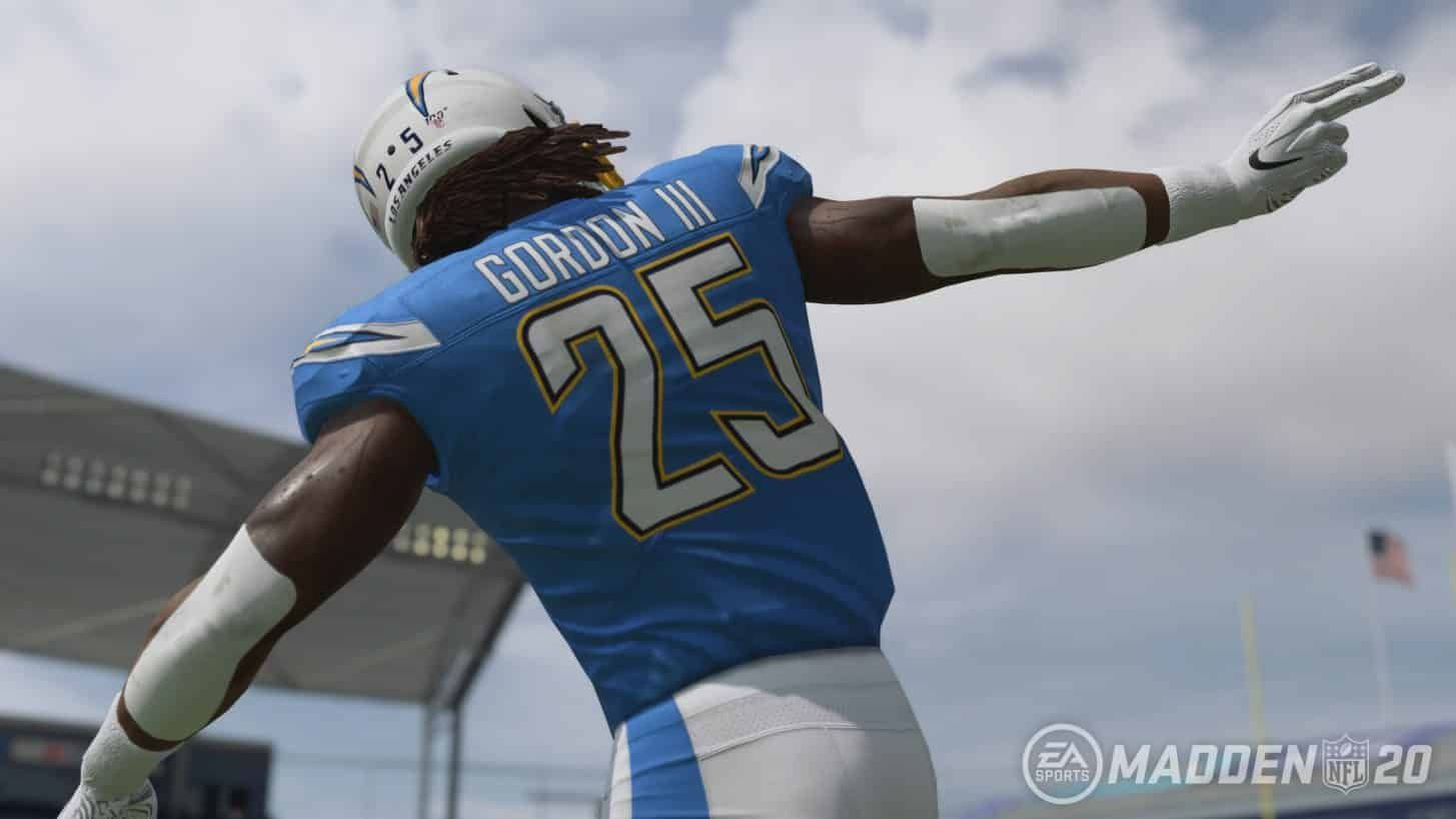Madden 20 December Update Included New X Factor Players And Formations Madden Nfl Gridiron Nfl