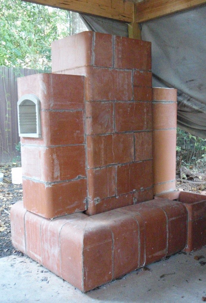 8 Quot Rocket Masonry Heater Castle Build Kit Rocket Mass
