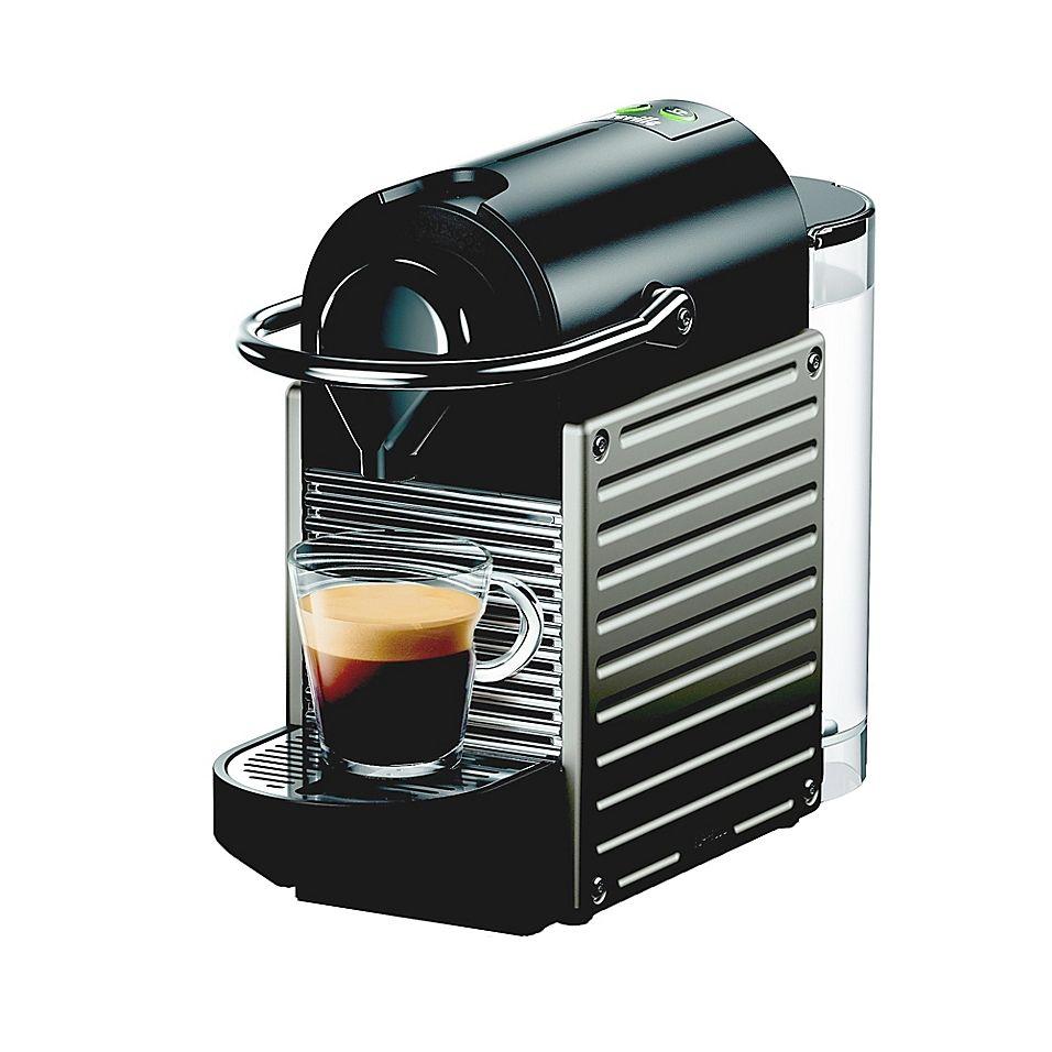 Nespresso Pixie Espresso Machine By Breville With Aeroccino Milk