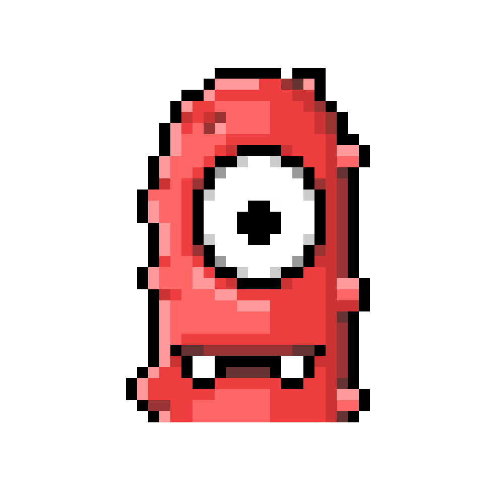 The Dead Pixel Society Society Mario Characters Pixel [ 1000 x 1000 Pixel ]