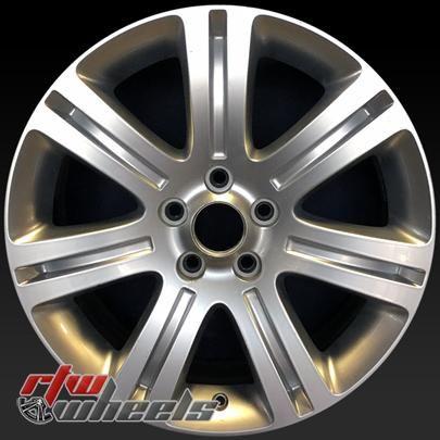 Chrysler Sebring Oem Wheels For Sale 2010 2014 18 Hypersilver
