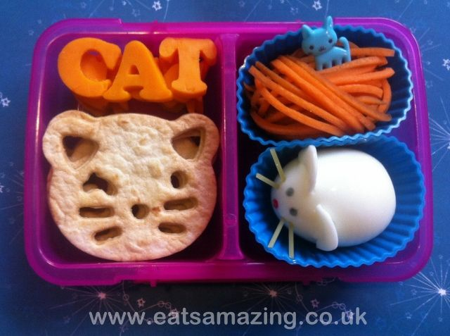 Cat and Mouse Bento Box. Cat tortilla chips made with CuteZCute cutter and st& set & Cat and Mouse Bento Box. Cat tortilla chips made with CuteZCute ... Aboutintivar.Com