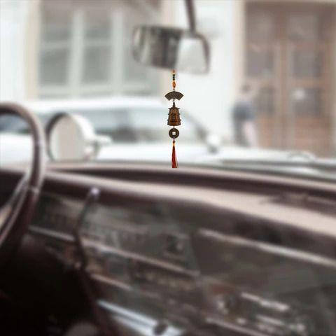 Tibetanisches Auto Auto stricken hängende Pendents Ornament dekorative