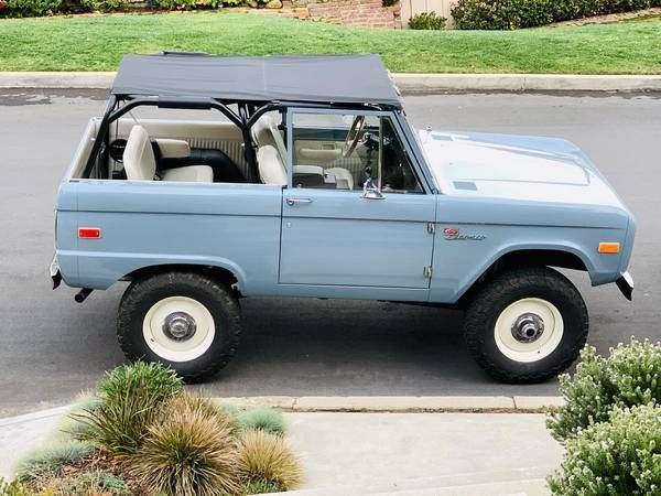 Found Grandfather S Bronco Hemmings Daily In 2020 Bronco For Sale Ford Bronco For Sale Classic Ford Broncos