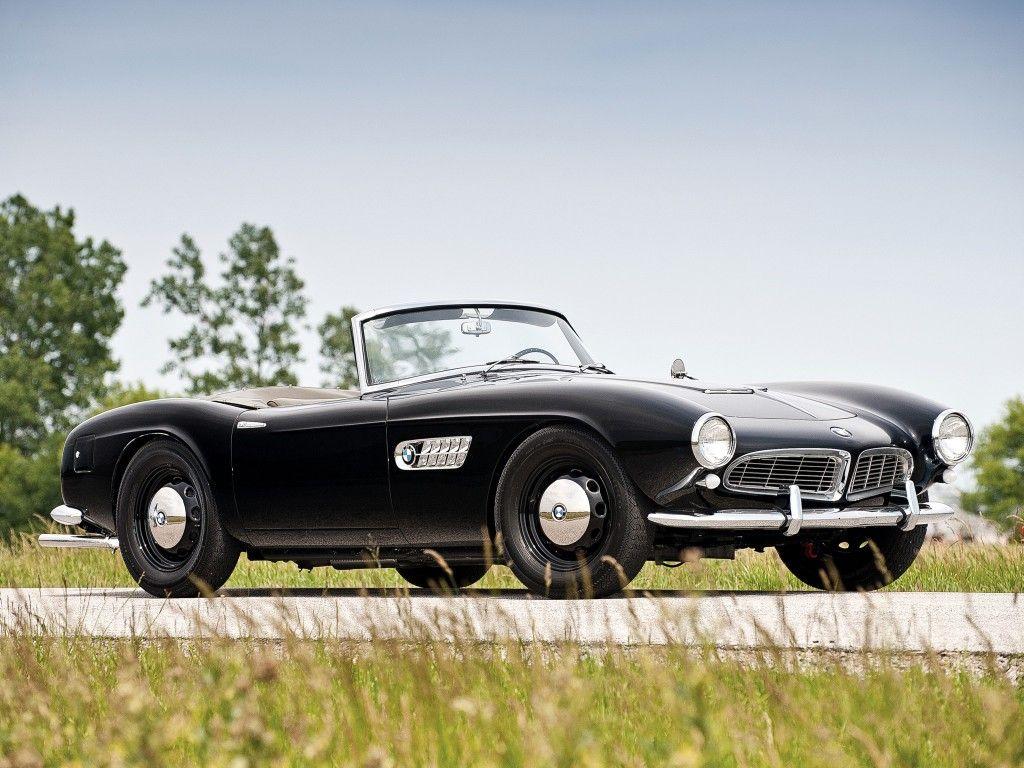 BMW 507 (Series II) \'1957–59 | best design | Pinterest | BMW and Cars