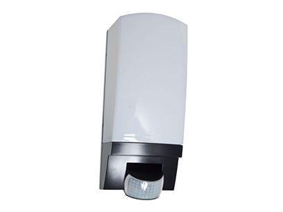 Buitenlamp via nuon exclusief! deze buitenlamp met sensor heeft een