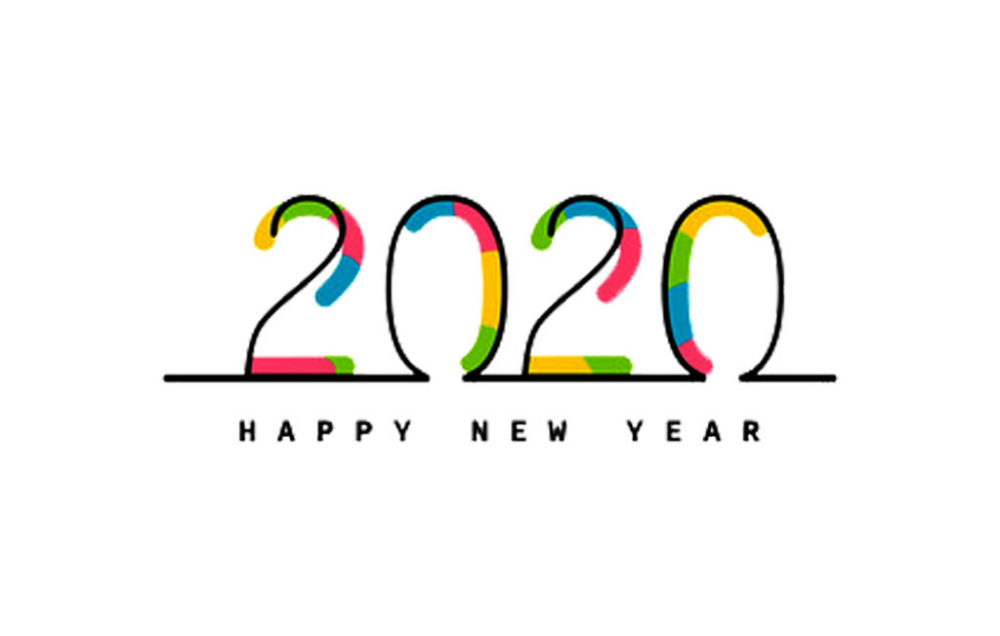 If You Are Searching For The Best Elegant And Eye Catching Happy New Year Wallpapers 2020 Colle Happy New Year Text Happy New Year Images Happy New Year Photo