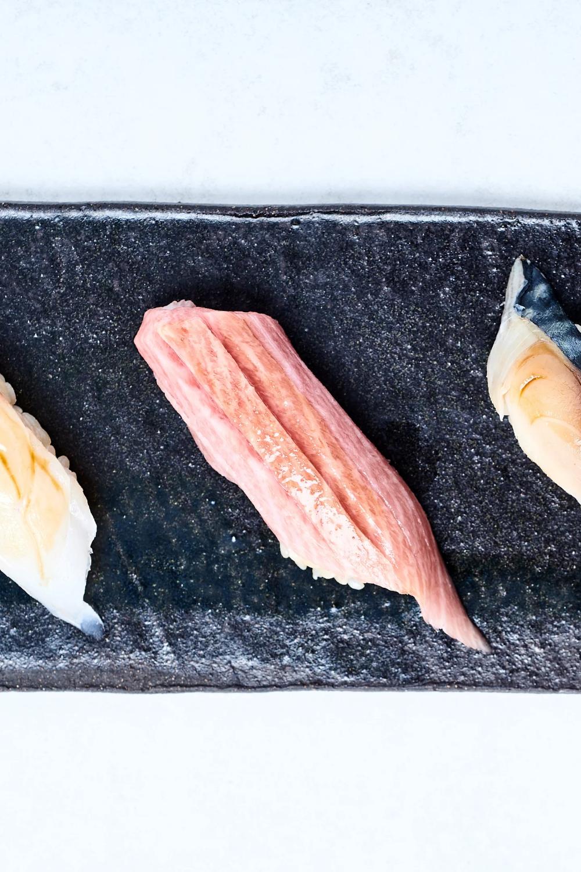 L Abysse Notre Nouveau Comptoir A Sushis Prefere A Paris Gastronomie Sushi Cuisine