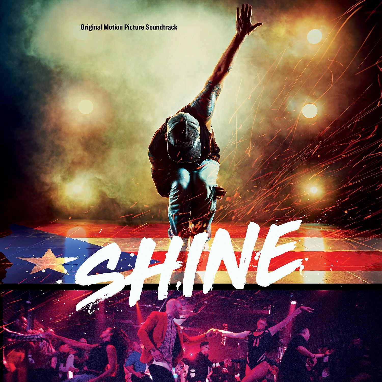 Pr Shine Original Motion Picture Soundtrack Motion Picture Soundtrack Willie Colon