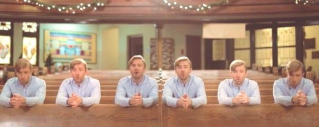 One Listen to This A Cappella Version of 'Mary, Did You Know?' and You'll Understand Why It Already Has Nearly 1 Million Views  | TheBlaze.com