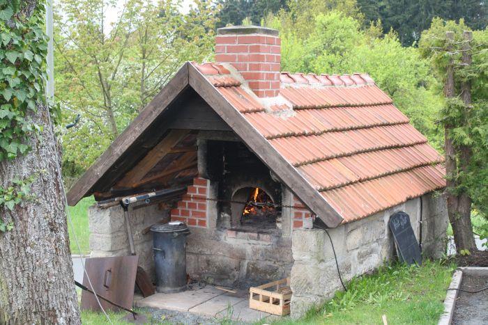Backhaus bei Seelach 52 | | Holzbackofen selber bauen ...