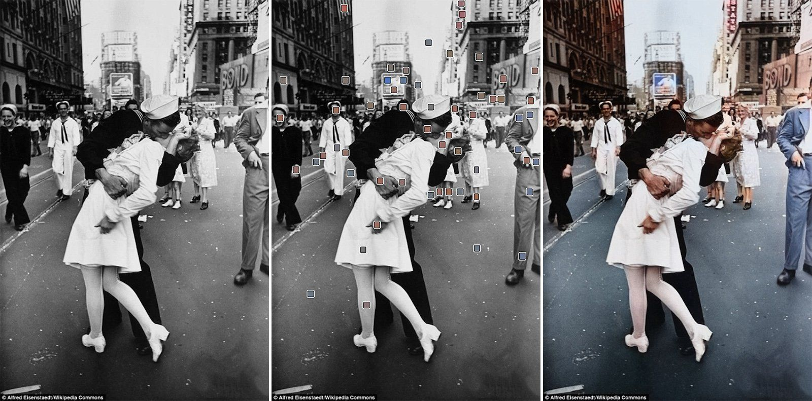 Ai Powered App Helps You Colorize Black White Photos In Seconds Black White Photos Black And White Photo