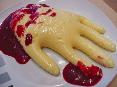 Eiterhände in Blut von MoGoe | Chefkoch