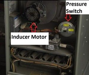 How To Test A Gas Furnace Pressure Switch Hvac How To Gas Furnace Furnace Furnace Repair