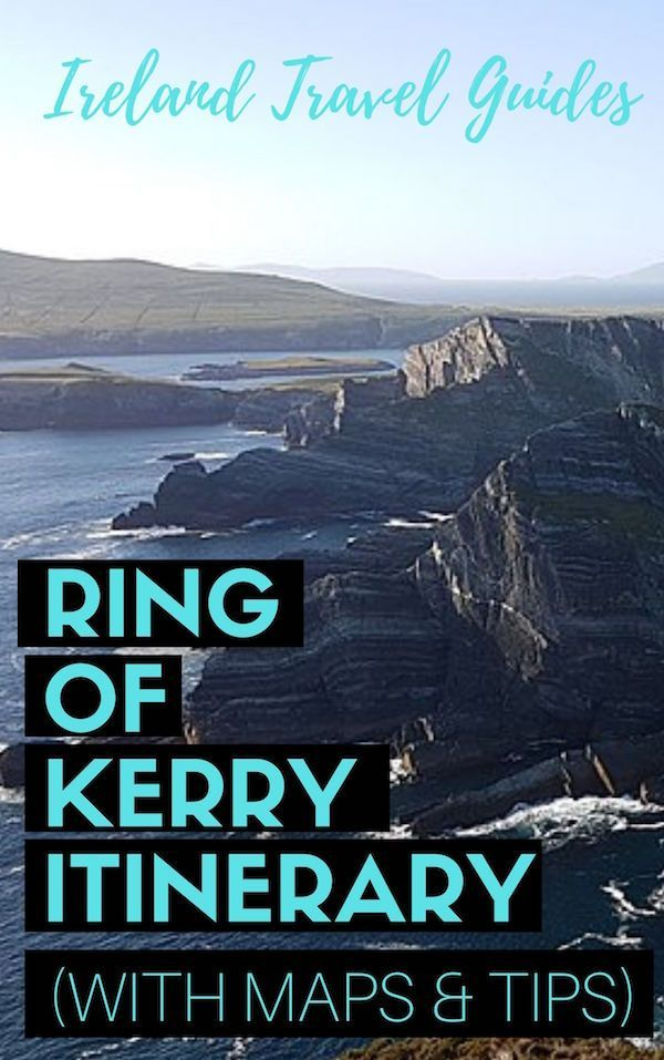 Ring of Kerry Itinerary For 7 Days (Tips and Map) - Ireland Travel Guides