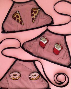 Como usar e onde comprar o Sheer Bra, o sutiã com bordado localizado