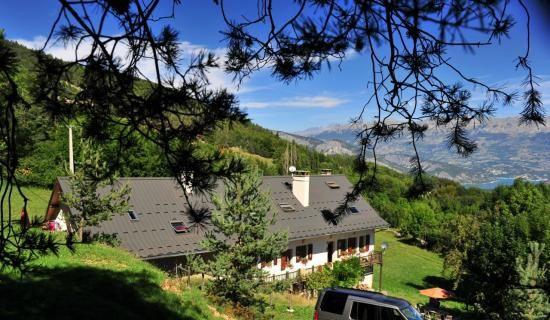 Chambre d'hote, Gite - Alpes-de-Haute-Provence (04) | Maison d'Hôte L'Arnica - Mme Van Driessche