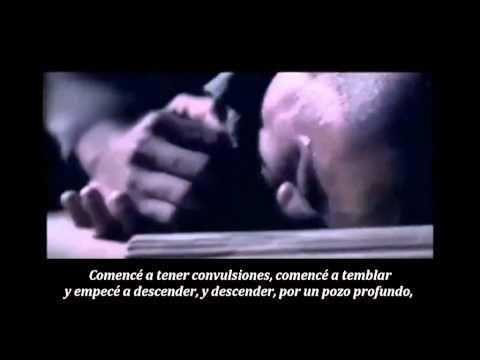 Murio por Sobre Dosis y estaba cayendo en las Profundidades Infierno - Jesus lo saco antes de llegar al Abismo