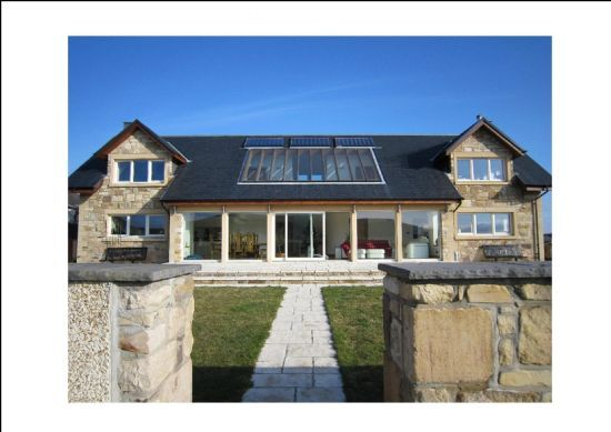 lochdhu cottages ltd self build houses for the uk house design rh pinterest com