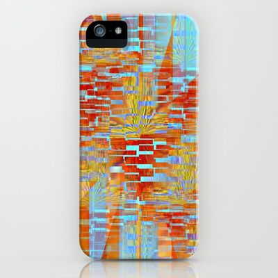 Progressive iPhone & iPod Case by lillianhibiscus - $35.00