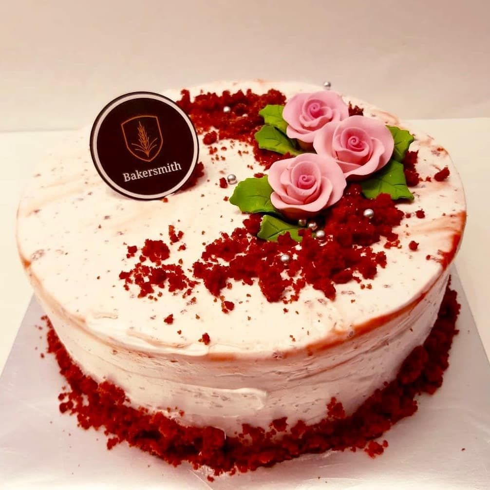 Rustic Red Velvet Cream Cheese Fr 30 0 5kg With Images