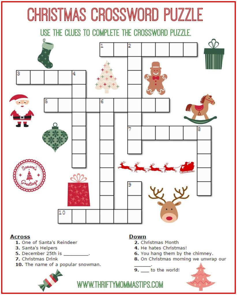Puzzles Pdf Logic Christmas