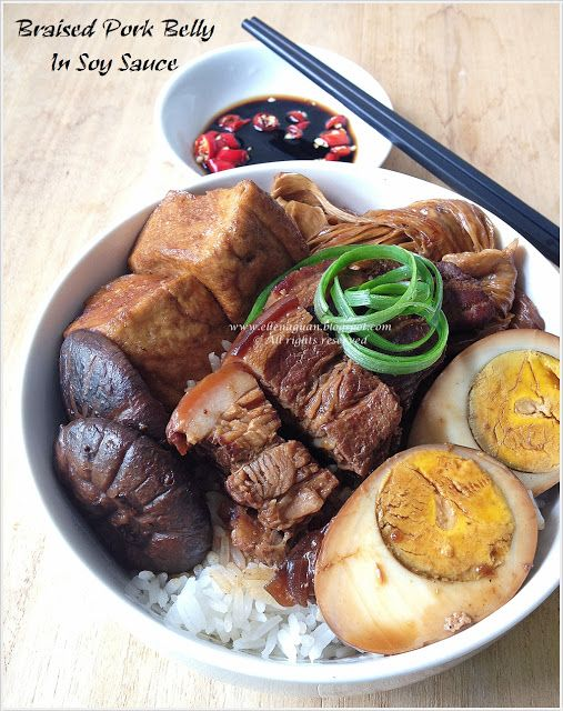 Cuisine paradise singapore food blog recipes reviews and cuisine paradise singapore food blog recipes reviews and travel braised pork belly with rice singaporean cuisine the best yet pinterest forumfinder Choice Image