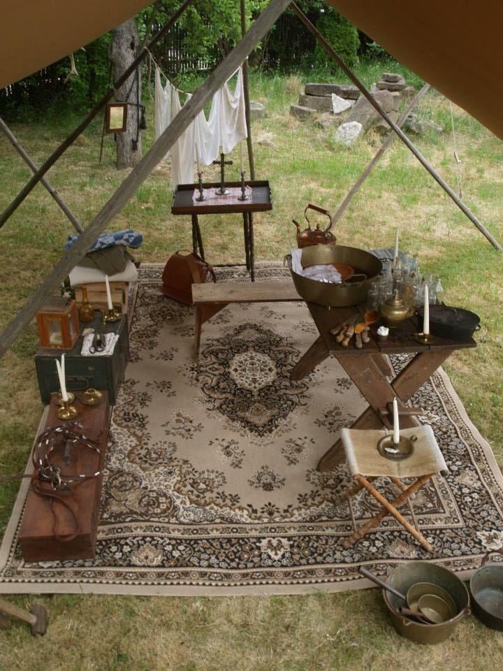 Wilder Westen Siedlercamp 1880 Historische Und