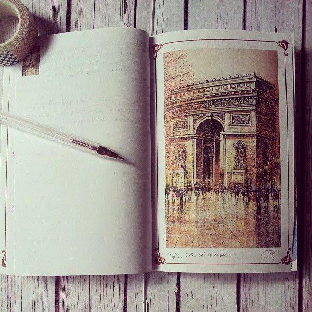 Wonderland: Come pianificare il tuo viaggio Paris travel book #paris #guide#travel #travelnote #travelbook #travelersnotebook #stationery #planner #kawaii #cute #artnouveau