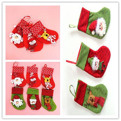 1 pcs #christmas stocking hanger ornament #socks for #decoration tree gift f,  View more on the LINK: http://www.zeppy.io/product/gb/2/381443234151/