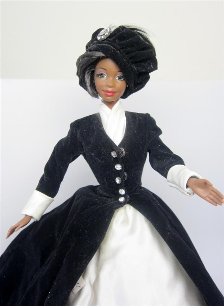 Barbie AA Doll Romantic Interlude Designer 1997 Black African American 17137 EXC | eBay