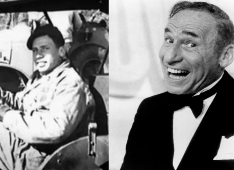 Image result for mel brooks ww2