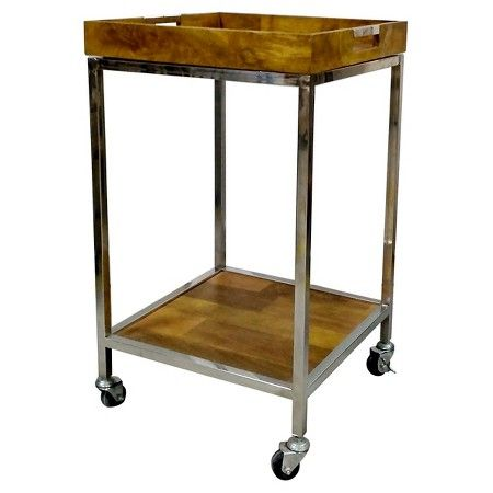 Silver Wood Bar Cart Threshold Wood Bar Cart Vintage Bar Carts Gold Bar Cart