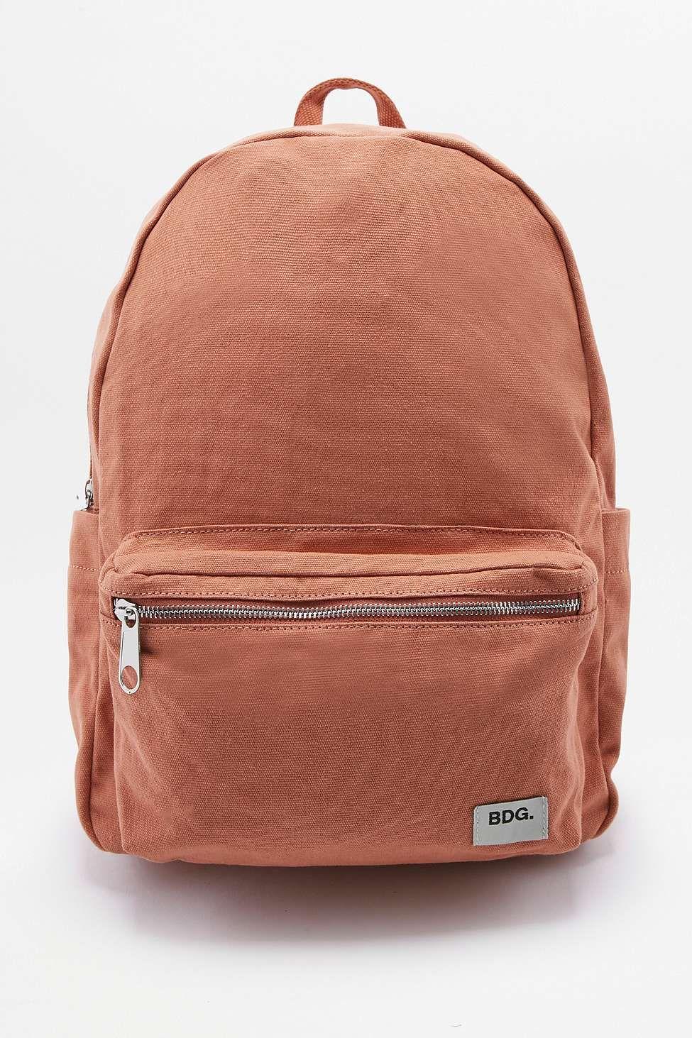 classcic style moderne emballage élégant et robuste BDG - Sac à dos en toile | On a jamais trop de sacs ...